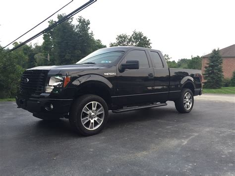 ford f 150 leveling kit forum html autos what size tires on stock 2014 f150 stx rims autos post