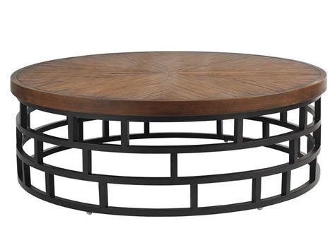 round patio coffee table tommy bahama outdoor ocean club resort aluminum 54 39 39 round