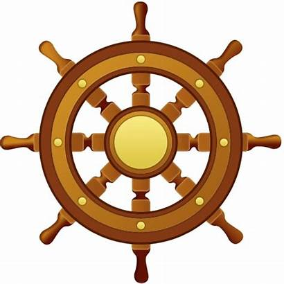 Steering Wheel Ship Boat Turbosquid Psd Cell