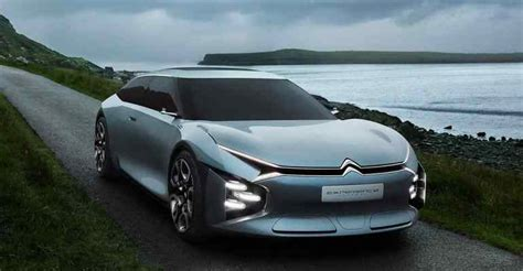 Concept 20182019 Citroen Cxperience  Told About The New