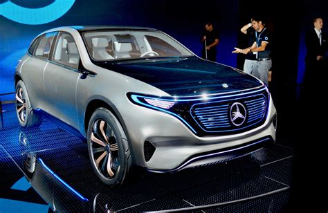 mercedes concept car generation eq mercedes 39 electric future starts right here