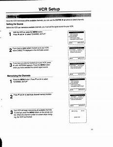 Page 15 Of Samsung Vcr 8160 User Guide