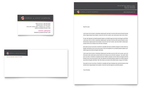 Adult Education & Business School Newsletter Template Design Visiting Card Green Background Design Business Paper Box Template Wooden Jewellery Envelopes Australia Address Format In That Turns Into A Bleed Dimensions