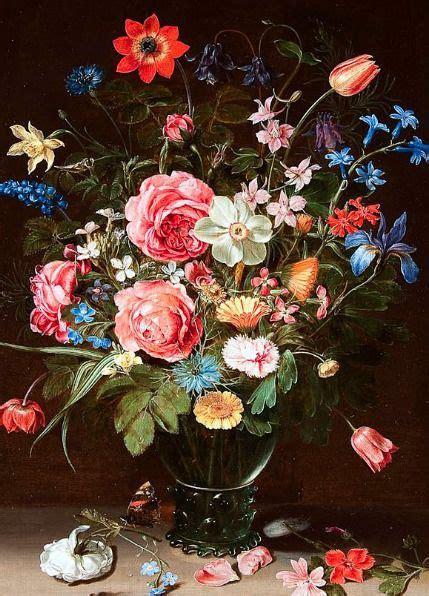 clara peeters flower  life  century flower