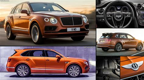 Bentley Bentayga Picture by Bentley Bentayga Speed 2020 Pictures Information Specs