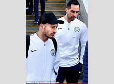 Man City set off for the capital ahead of Sunday's final