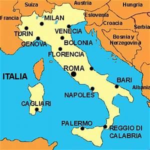Datos Básicos de Italia