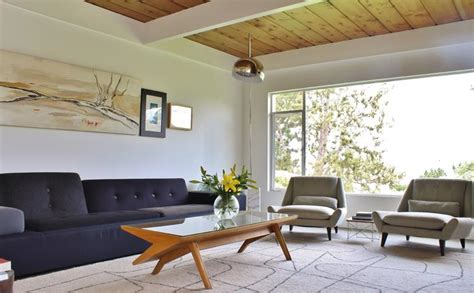 27 Beautiful Midcentury Living Room Designs  Page 5 Of 5