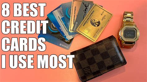 Now get all the information on benefits, features & requirements for the list of credit cards at citibank malaysia. 8 Best Credit Cards I Use the MOST (2020 Edition) - YouTube