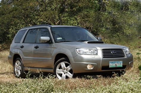subaru forester  xt car reviews