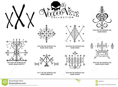 Voodoo Symbols And Their Meanings