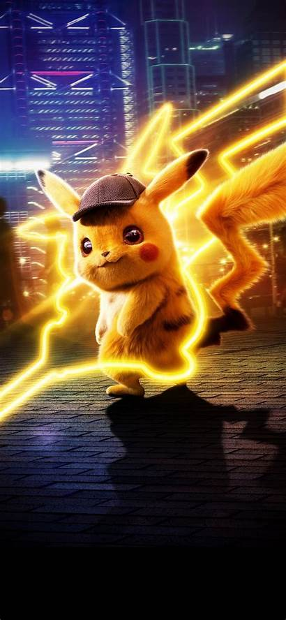 Pikachu Detective Wallpapers Backgrounds Awesome Kolpaper