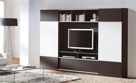 furniture modern design of tv cabinets with doors to