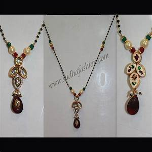 Stylish 2 Way Use Mangalsutra-Online Shopping-