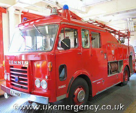dennis fire engine  news reviews specs car