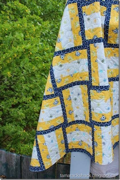yellow quilts ideas  pinterest easy quilt