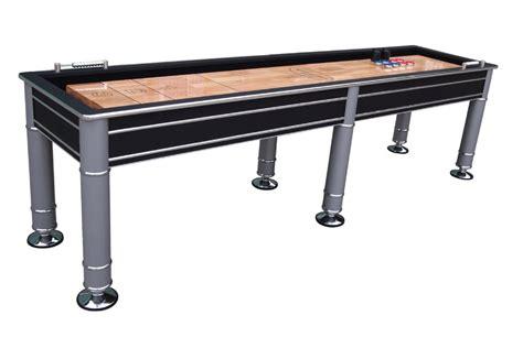 12 ft shuffleboard table the cosmopolitan 12 foot shuffleboard table by berner