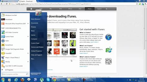 How To Download Itunes For Windows 7