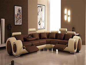 Living room modern brown living room paint colors living for Brown paint colors for living room