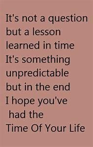 Green Day - Goo... Music Senior Quotes