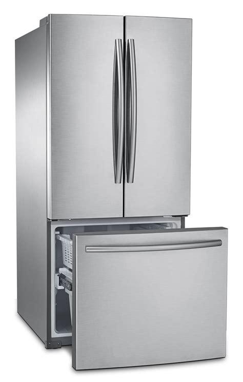 door samsung refrigerator samsung stainless steel door refrigerator 21 6 cu