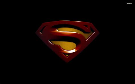 Superman Man Of Steel Logo Wallpapers Free | Other HD ...