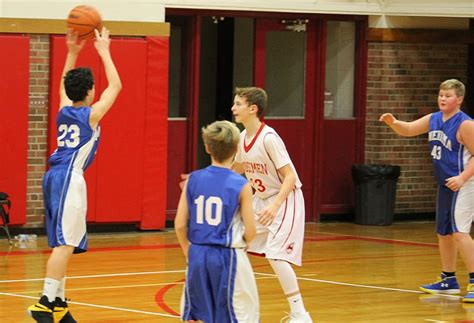 grade boys basketball suttons bay onekama consolidated schools