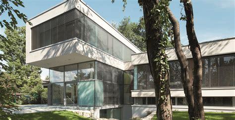 Wohnhaus Mit Vier Ebenen