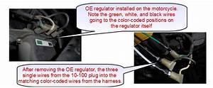 Aftermarket Honda Regulator Rectifier