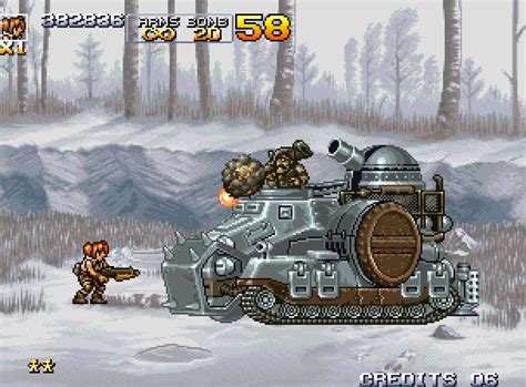 Metal Slug 4 Playmore Corporation 2002 Arcade Coin-op Neo