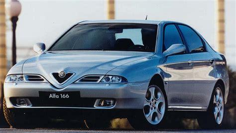 Used Alfa Romeo 166 Review 19992009 Carsguide