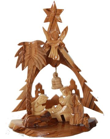 buy wooden christmas tree buy christmas tree grotto olive wood nativity set 4126