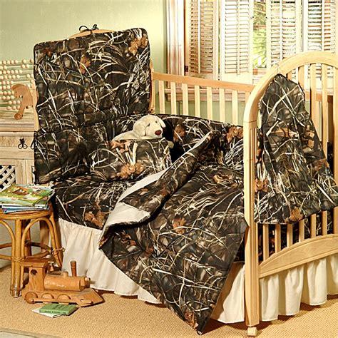 camo crib set max 4 realtree indoors camo baby crib bedding set