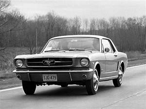 Differences between First Generation Mustangs ('64 1/2 - '68)