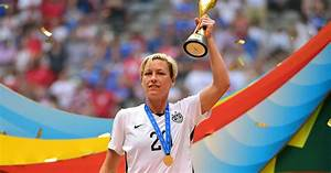 Abby Wambach announces her retirement from soccer  Abby