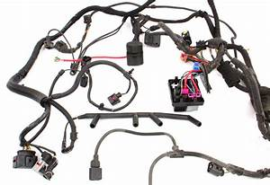 Engine  U0026 Engine Bay Ecu Wiring Harness 2001 Vw Jetta Mk4 1