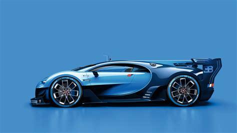 2015 Bugatti Vision Gran Turismo 7 Wallpaper