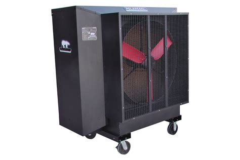 polarcool fan evaporative cooling swamp coolers
