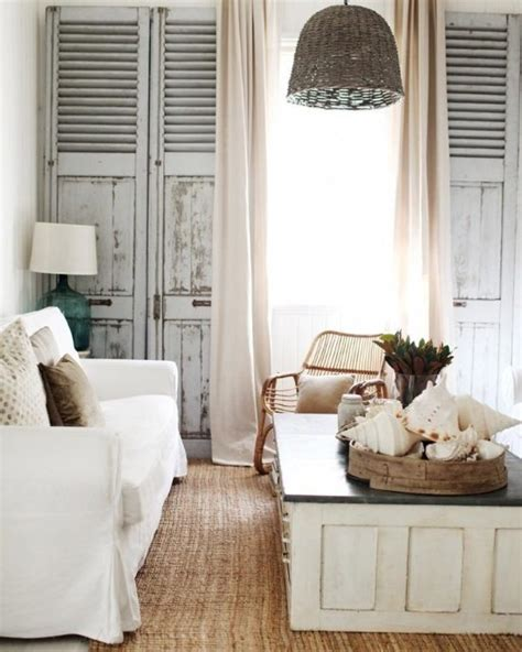 shabby chic beach decor ideas beach cottage