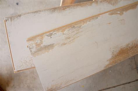 shabby chic flooring re purposed laminate flooring coat hanger by diy inspired
