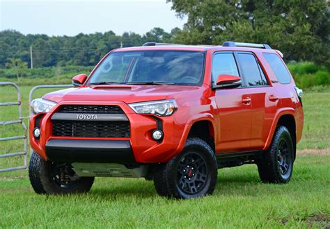 toyota runner trd pro review test drive