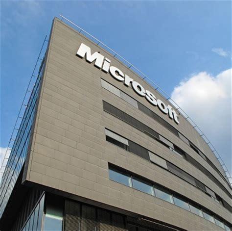 siege microsoft usa microsoft travaille également sur des lunettes connectées