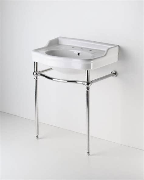 Bathroom Sink Metal Legs by Metal Console Sink Stands Elegance Home Design