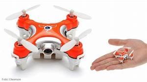 Drohne Mit Kamera Test : cheerson cx 10c mini quadrocopter mit kamera im test ~ Kayakingforconservation.com Haus und Dekorationen