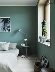 Einrichtungsideen Für Schlafzimmer : diese farbe f r die decke schlafzimmer foto jonas ingerstedt gr ne einrichtungsideen ~ Sanjose-hotels-ca.com Haus und Dekorationen