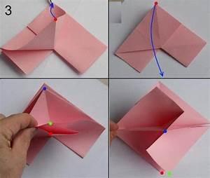 Blumen Aus Papier : rose aus papier falten blumen basteln anleitung dekoking com 7 papier rose 1 pinterest ~ Udekor.club Haus und Dekorationen