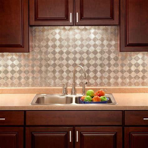 decorative kitchen backsplash fasade 24 in x 18 in miniquattro pvc decorative
