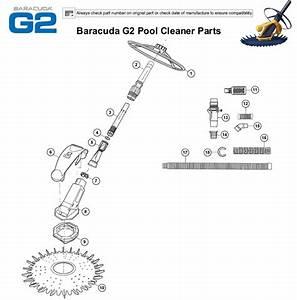Baracuda G2 Parts Diagram