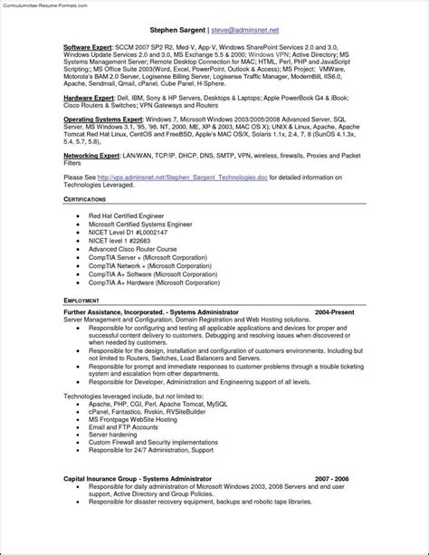 Resume Template Mac by Free Resume Template Mac Free Sles Exles