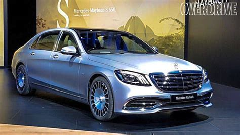 Pricing and which one to buy. Auto Expo 2018: Mercedes-Maybach S 560 launched in India at Rs 1.9 crore - Overdrive